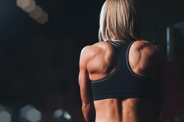 若さの秘訣は運動と食事